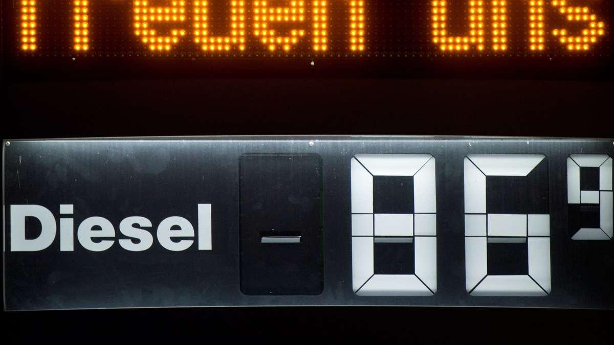 Usn die Kosten auf das Benzin ip auf