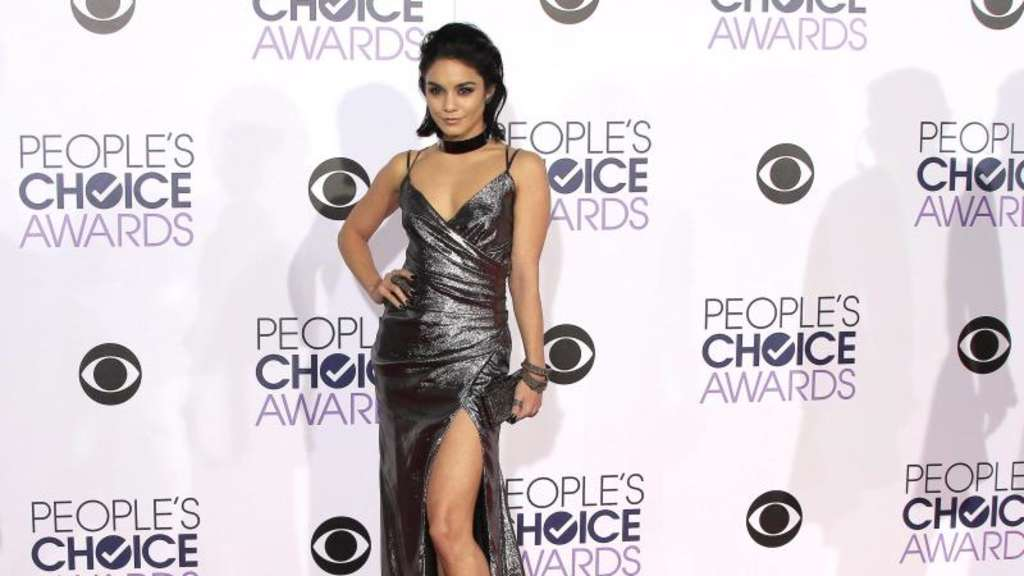 "Vanessa Hudgens bei den ""People&#39s Choice Awards"" 2016 in Los Angeles. Foto: Nina Prommer"