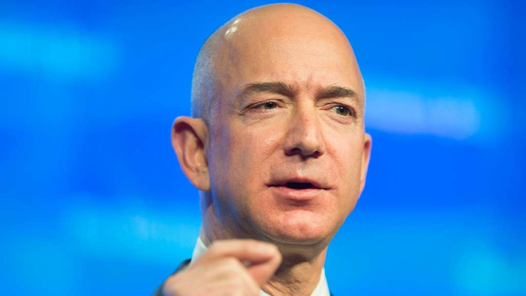 Amazon, Buchläden, Jeff Bezos