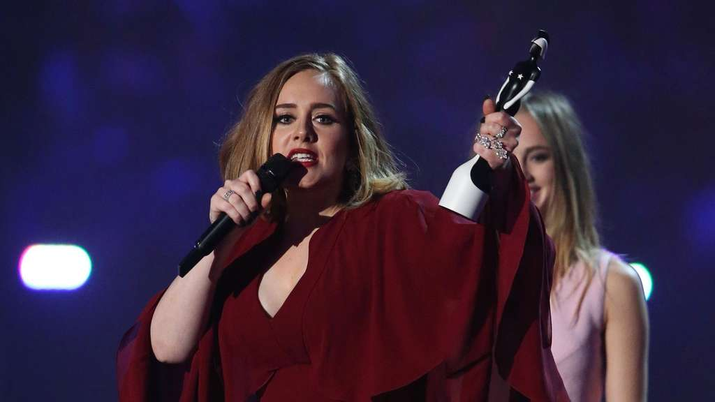 Adele, Brit Awards