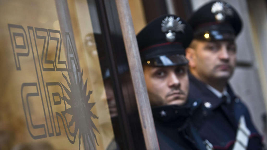 Massive anti-Camorra Mafia round-up nabs 90 suspects