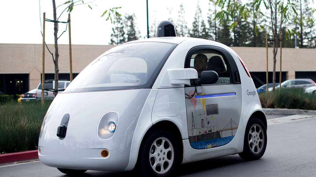Google autonomous car project teams with FiatChrysler