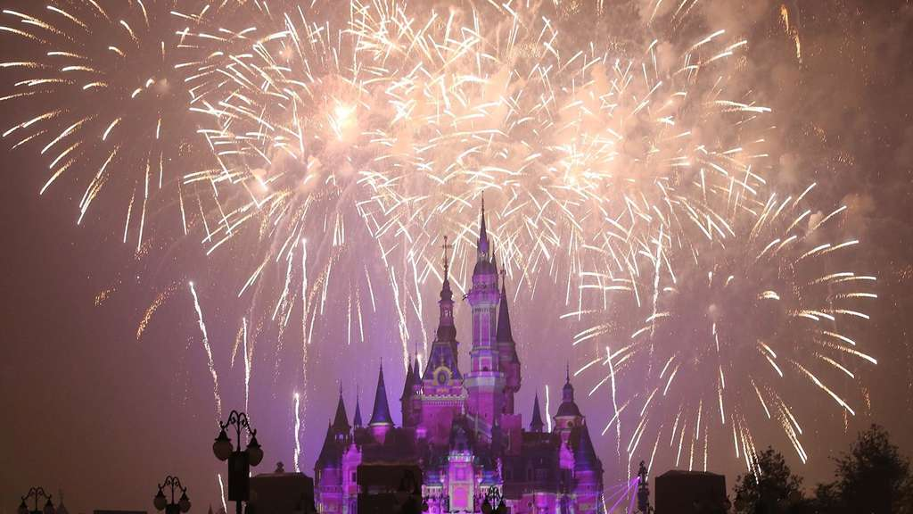 Shanghai Disney Resort opens
