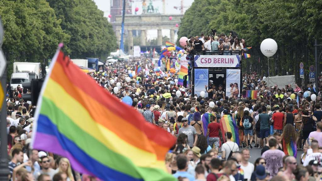 38. Christopher Street Day in Berlin
