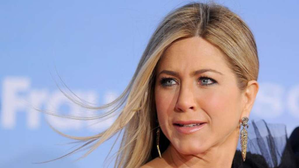 Jennifer Aniston 2011 in Berlin. Foto: Jens Kalaene