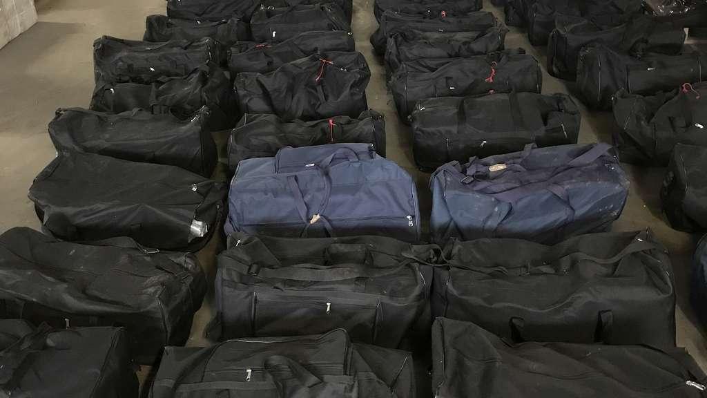 Nach Hamburger Rekordfund: Zoll entdeckt weiteres Kokain - Überregionales