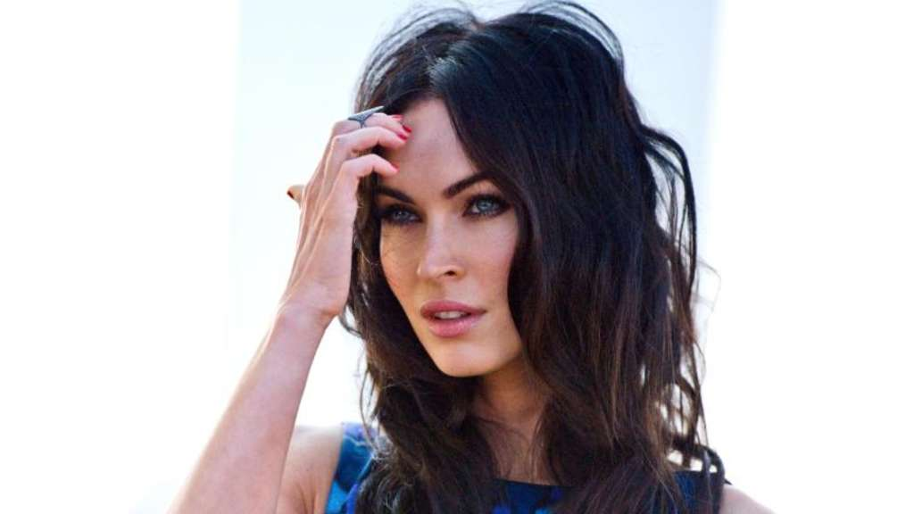 Megan Fox 2014 in Berlin. Foto: Britta Pedersen