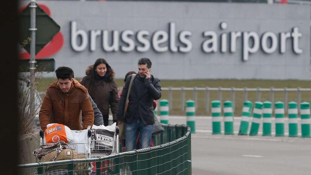 Explosionen In Brüssel