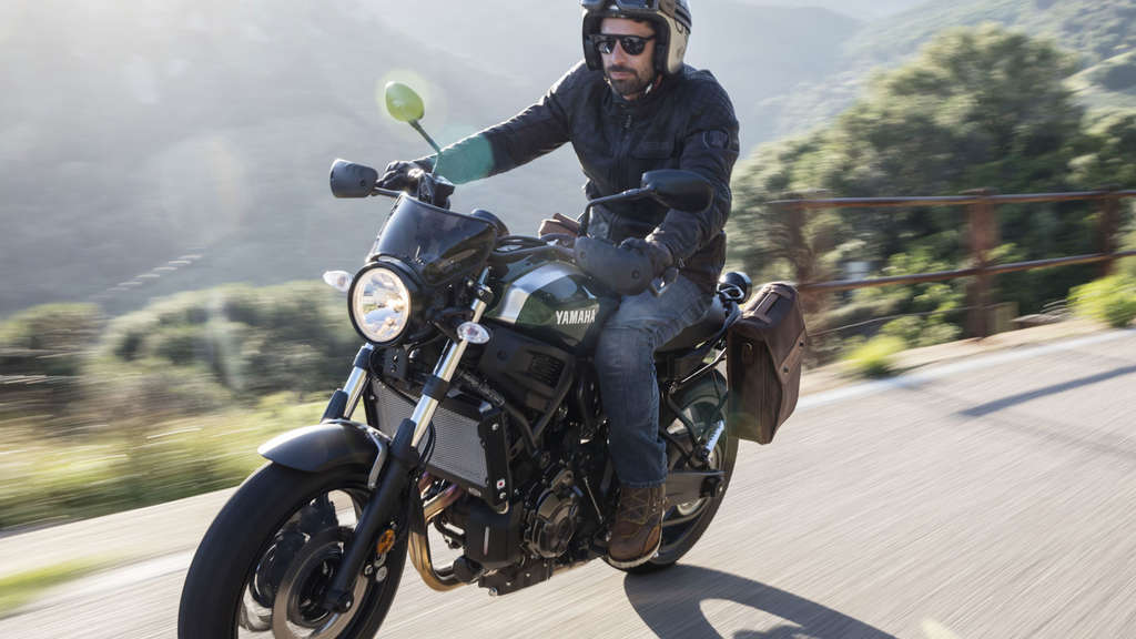 Yamaha XSR 700: Bestseller in coolem Kleid