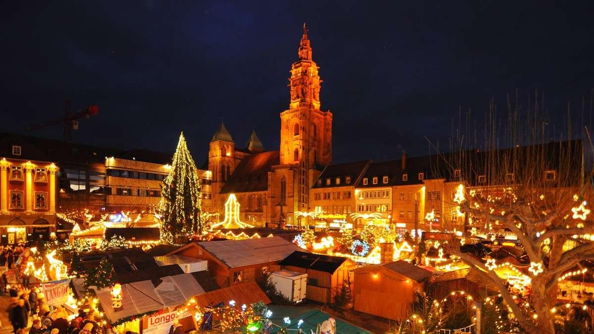 Weihnachtsmarkt Heilbronn.Lichterglanz Und Glühweinduft Events