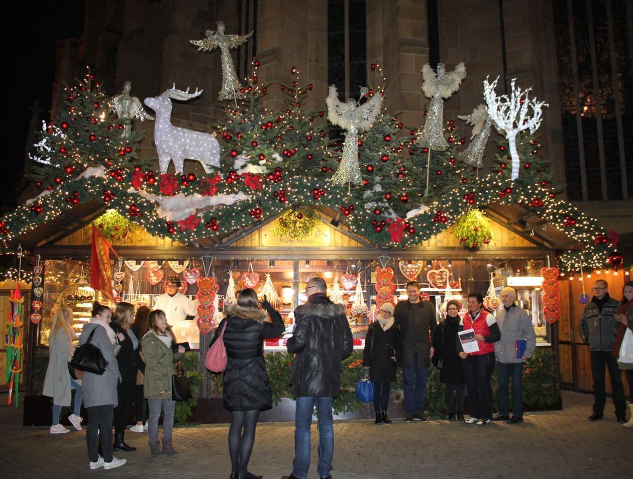 Weihnachtsmarkt Heilbronn.Der Schönste Stand Auf Dem Heilbronner Weihnachtsmarkt Heilbronn
