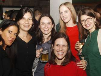 Party-Report: After-Work-Feier im Barococo