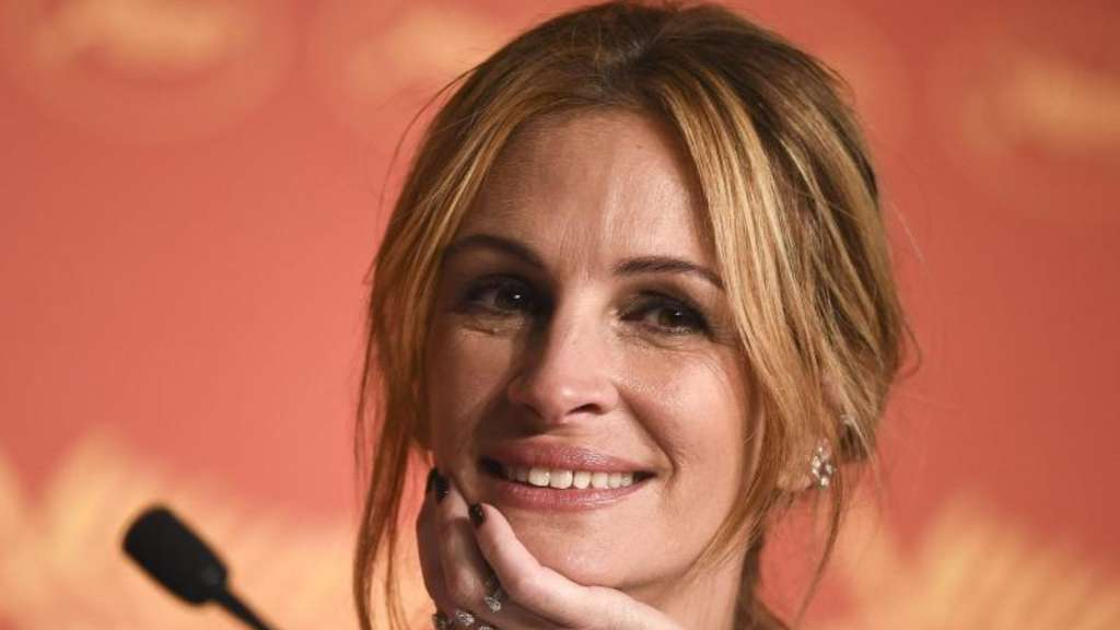 Julia Roberts 2016 in Cannes. Foto: Ian Gavan