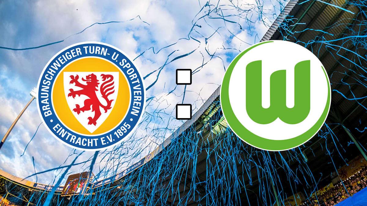Fußball Wolfsburg Braunschweig