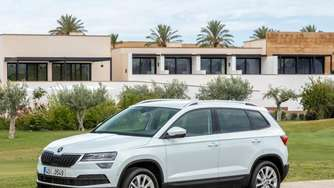 Skoda Karoq startet am 4. November