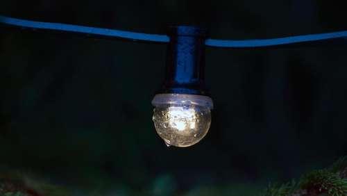 Themenseite Garten. Bunte Lichterkette Aus Milchkartons Basteln