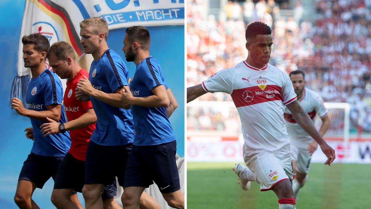 Hansa Gegen Stuttgart