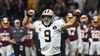 Quarterback-Star Brees bricht NFL-Passrekord
