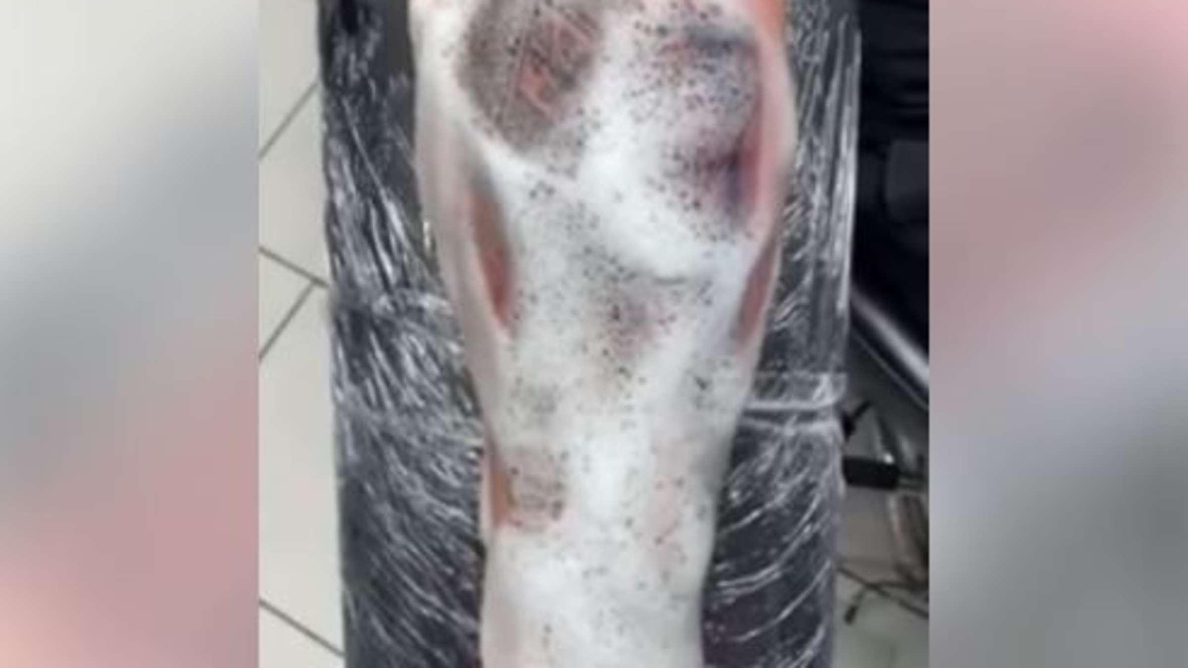 Baden Mit Tattoo