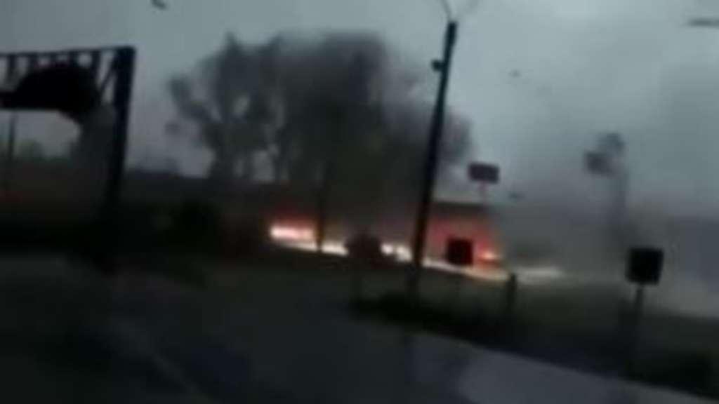 Mallorca Tornado