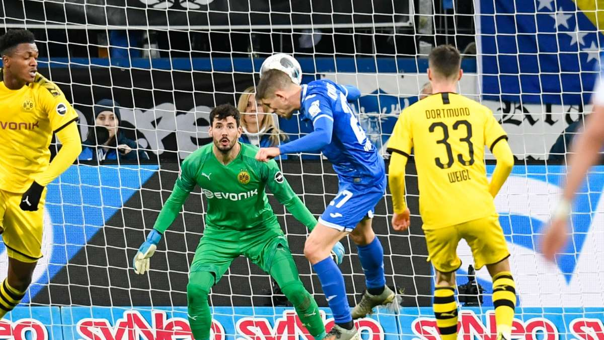 Dortmund Gegen Hoffenheim