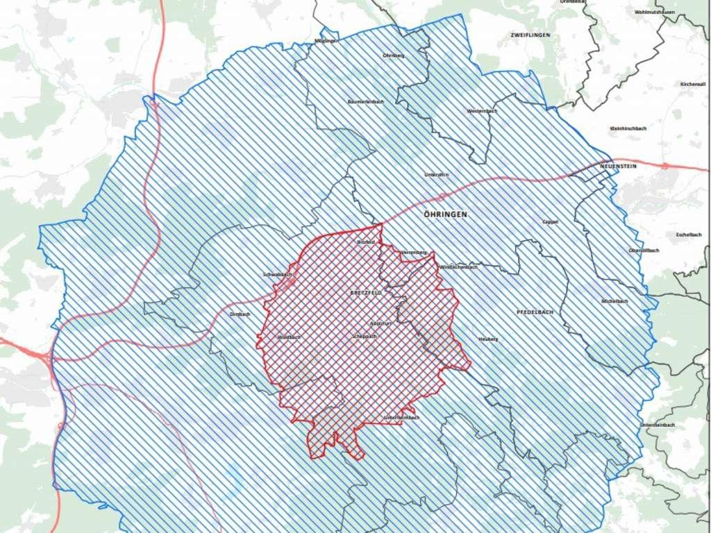 Bretzfeld Heilbronn Sperrzone Wegen Geflugelpest Bald Aufgehoben
