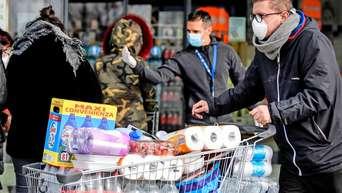 Coronavirus Wegen Hamsterkaufe Weniger Lebensmittel Fur Tafeln In Heilbronn Heilbronn