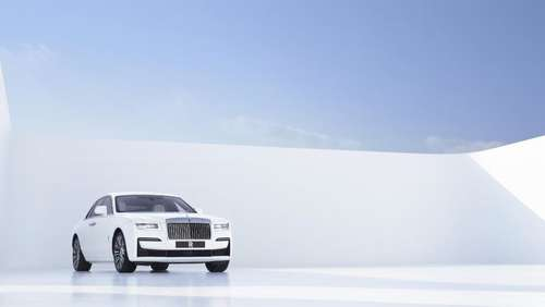 Zweite Generation Rolls-Royce Ghost