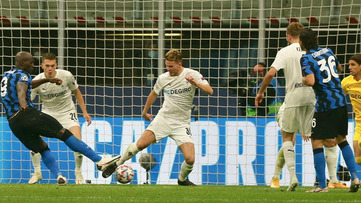 Gladbach Gegen Inter Fohlen Stars Zerknirscht In Zwei Drei Stunden Kann Ich Mich Vielleicht Freuen Fussball Addict