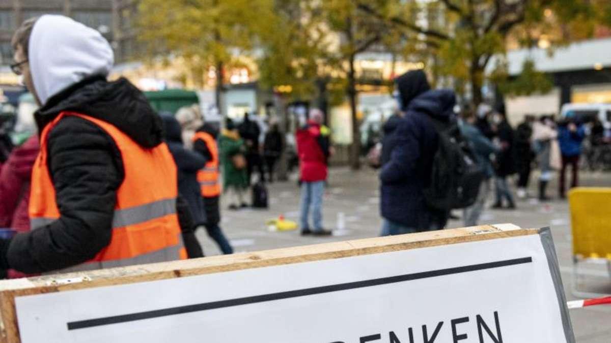 Querdenken Berlin Demo