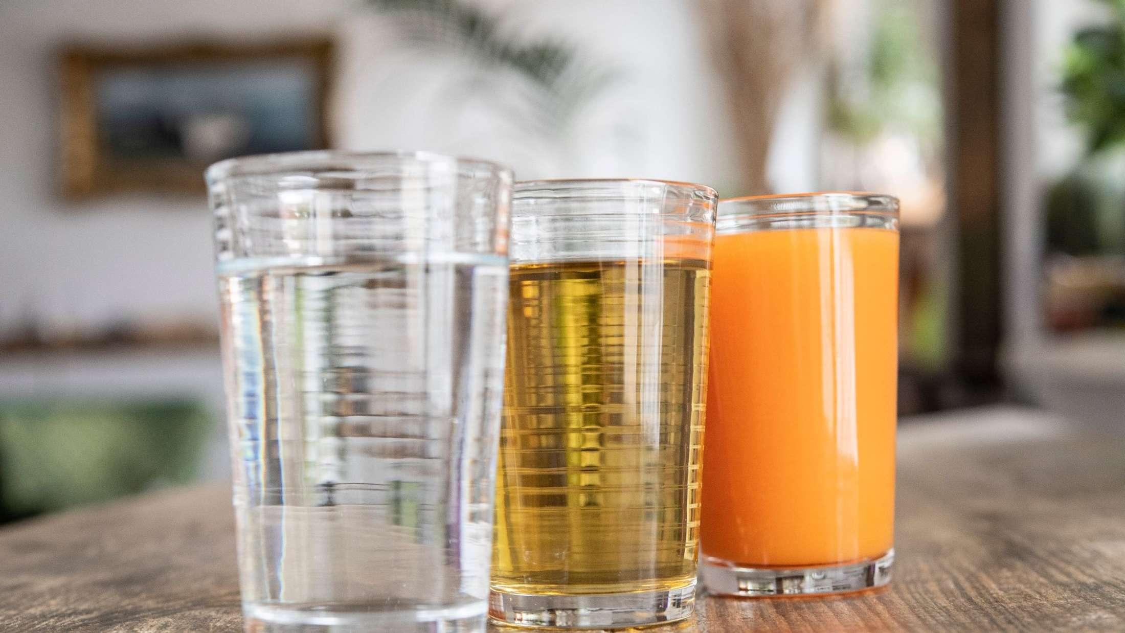 Detox-Diät: Was bringt eine Saftkur?   Gesundheit