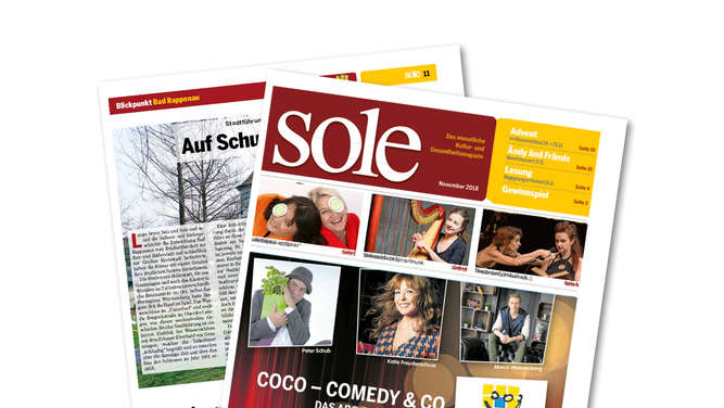 SOLE-MAGAZIN